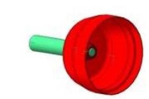 Артикул 06-7890-4132 - Оправка для предохранения манжеты фирмы Freudenberg Simrit