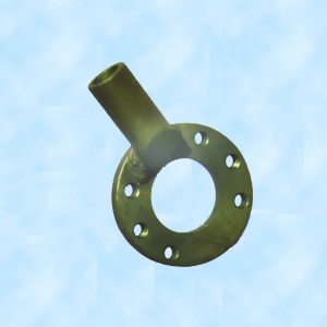 Артикул И801.55.000 - Спецключ для снятия барабана тормоза лебедки